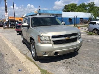 2007 Chevrolet Tahoe LTZ Kenner, Louisiana