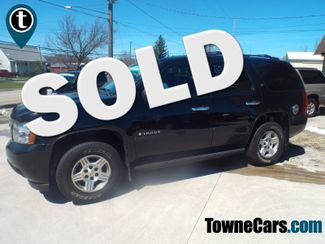 2007 Chevrolet Tahoe LS | Medina, OH | Towne Auto Sales in Medina OH