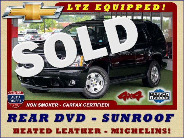 2007 Chevrolet Tahoe LT/LT3 (LTZ EQUIPPED) 4X4 - REAR DVD - SUNROOF Mooresville , NC 0