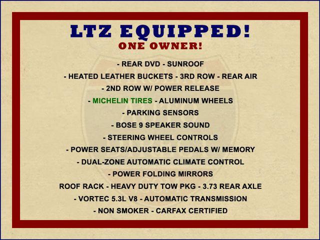 2007 Chevrolet Tahoe LT/LT3 (LTZ EQUIPPED) 4X4 - REAR DVD - SUNROOF Mooresville , NC 1