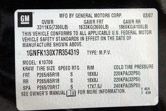2007 Chevrolet Tahoe LT Z71 4x4 Plano, TX 46