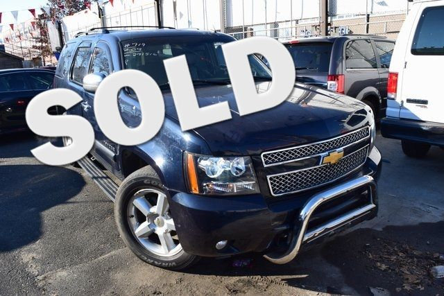 2007 Chevrolet Tahoe LTZ Richmond Hill, New York 0