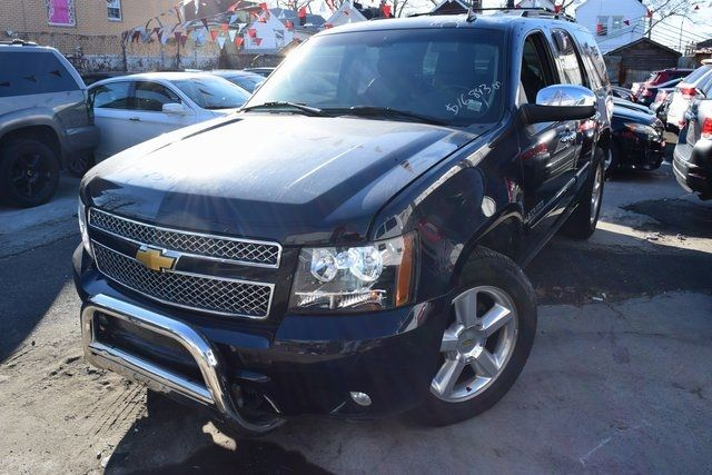 2007 Chevrolet Tahoe LTZ Richmond Hill, New York 1