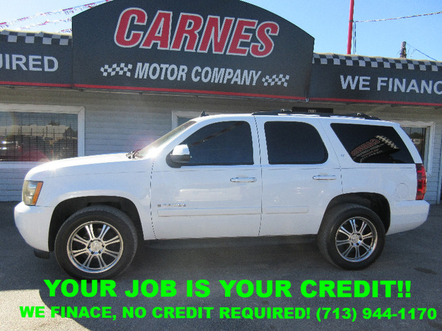 2007 Chevrolet Tahoe, PRICE SHOWN IS THE DOWN PAYMENT south houston, TX 0
