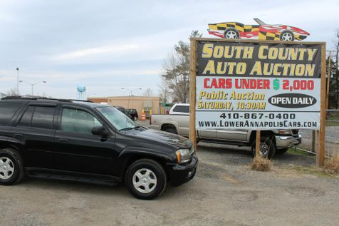 2007 Chevrolet TrailBlazer LS in Harwood, MD