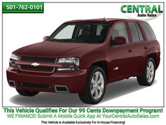 2007 Chevrolet TrailBlazer LS | Hot Springs, AR | Central Auto Sales in Hot Springs AR