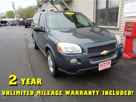 2007 Chevrolet Uplander LS Fleet in Brockport