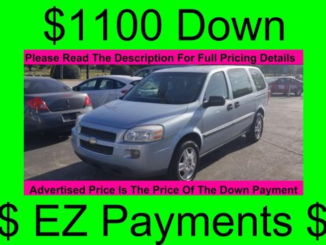 2007 Chevrolet Uplander LS Fleet in Columbia, SC