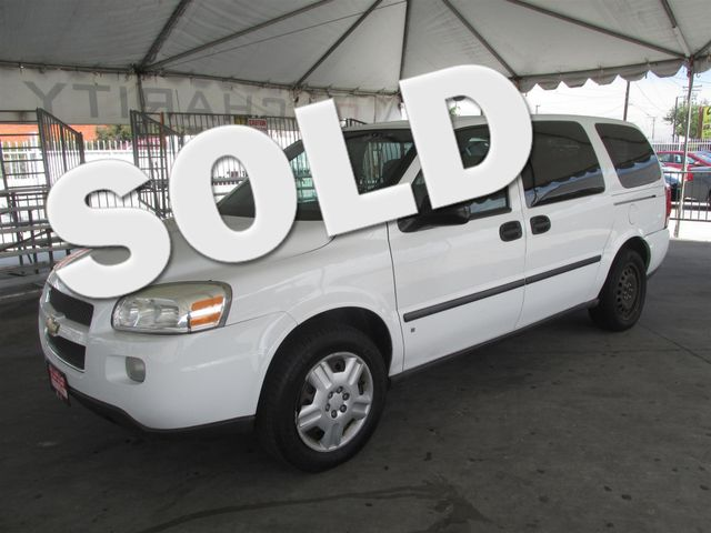 2007 Chevrolet Uplander LS Fleet This particular Vehicle comes with 3rd Row Seat Please call or e