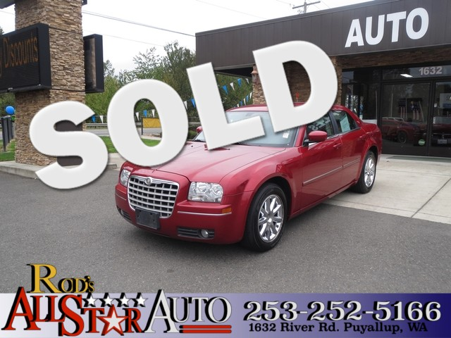 2007 Chrysler 300 Limited The CARFAX Buy Back Guarantee that comes with this vehicle means that yo