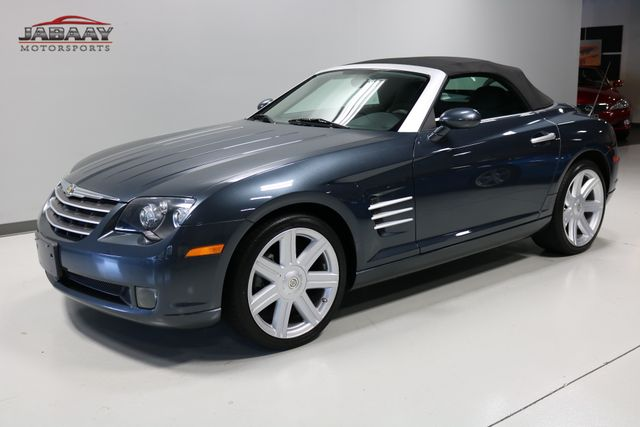2007 Chrysler Crossfire Limited Merrillville, Indiana 24