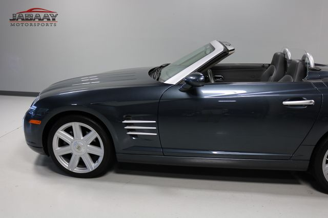 2007 Chrysler Crossfire Limited Merrillville, Indiana 31