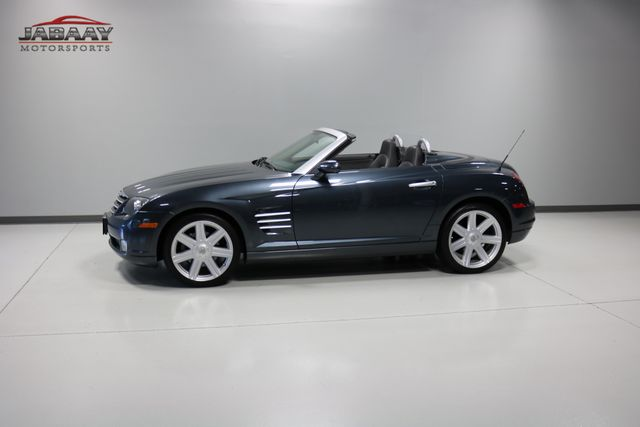 2007 Chrysler Crossfire Limited Merrillville, Indiana 34