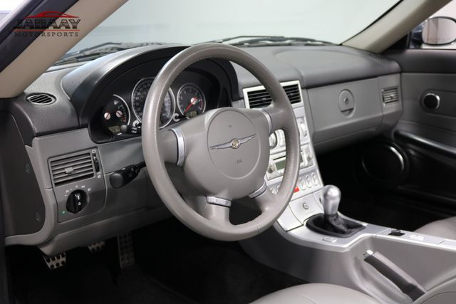 2007 Chrysler Crossfire Limited Merrillville, Indiana 9