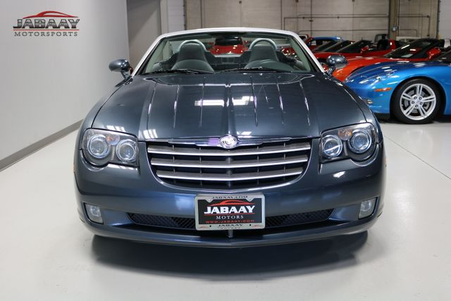 2007 Chrysler Crossfire Limited Merrillville, Indiana 7