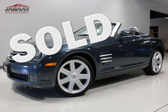 2007 Chrysler Crossfire Limited Merrillville, Indiana 0