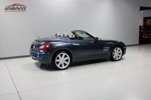 2007 Chrysler Crossfire Limited Merrillville, Indiana 39