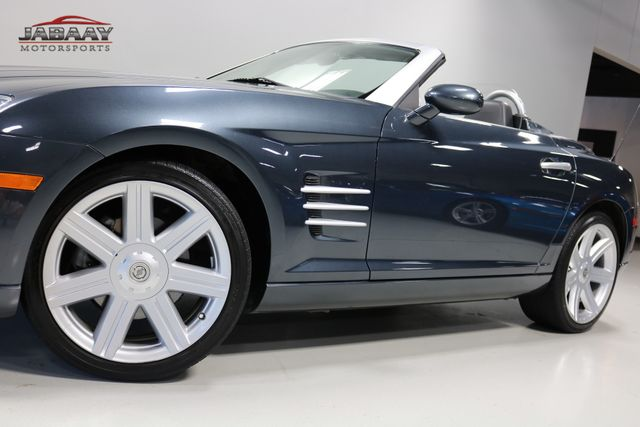 2007 Chrysler Crossfire Limited Merrillville, Indiana 30