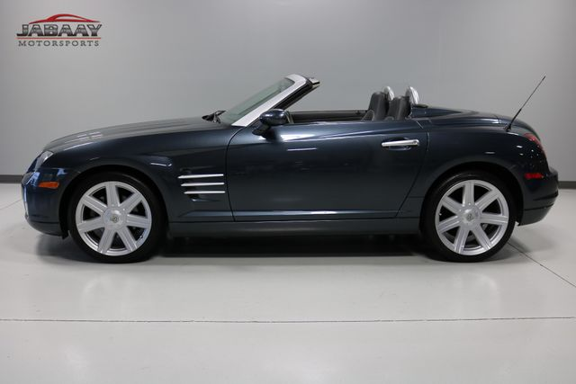 2007 Chrysler Crossfire Limited Merrillville, Indiana 1