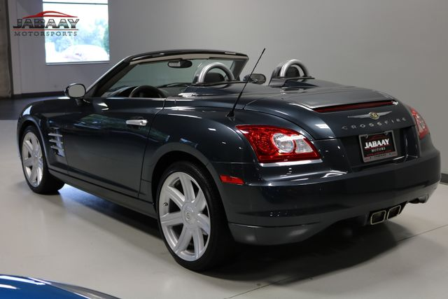 2007 Chrysler Crossfire Limited Merrillville, Indiana 2