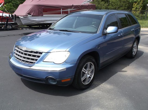 2007 Chrysler Pacifica @price - Thunder Road Automotive LLC Clarksville_state_zip in Clarksville, Tennessee