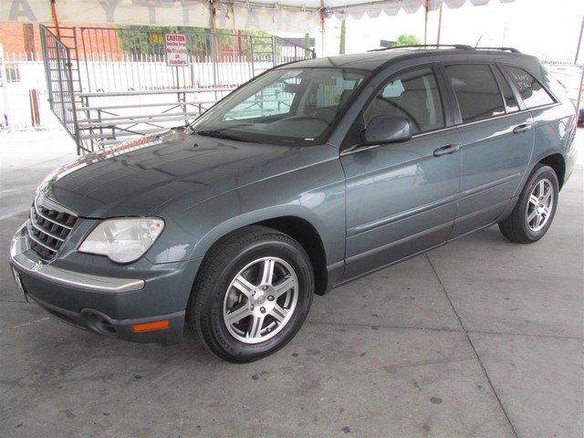 2007 Chrysler Pacifica Touring This particular Vehicles true mileage is unknown TMU This Vehic