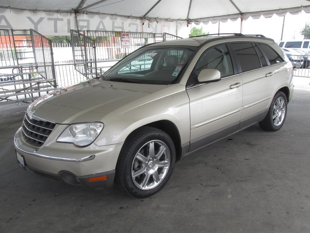 2007 Chrysler Pacifica Touring This particular Vehicle comes with 3rd Row Seat Please call or e-m