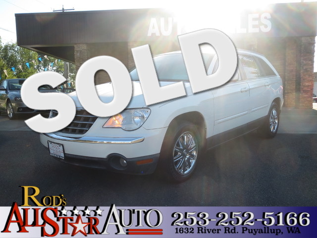 2007 Chrysler Pacifica Touring The CARFAX Buy Back Guarantee that comes with this vehicle means th