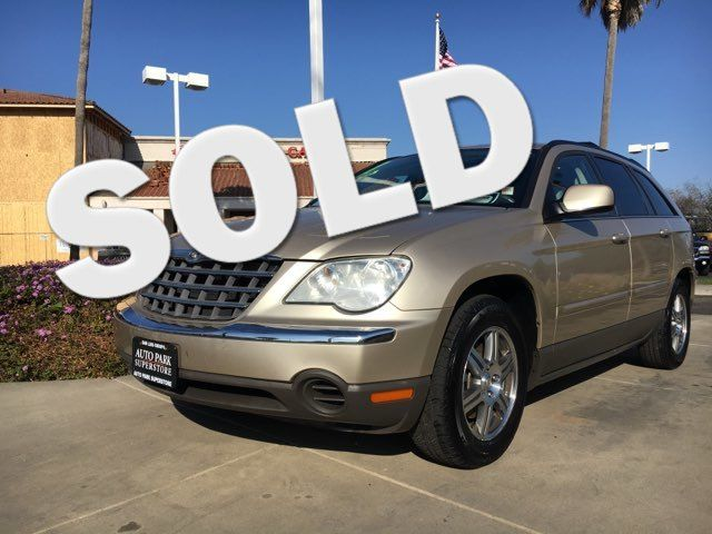 2007 Chrysler Pacifica Touring Youll enjoy the benefits of good gas mileage and a smooth ride wit
