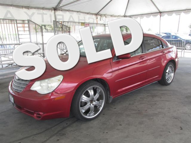 2007 Chrysler Sebring Please call or e-mail to check availability All of our vehicles are avail