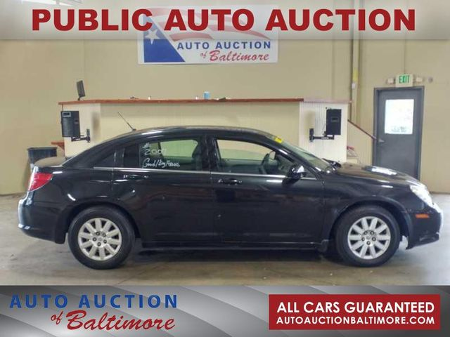 2007 Chrysler Sebring    JOPPA, MD   Auto Auction of Baltimore  in JOPPA MD