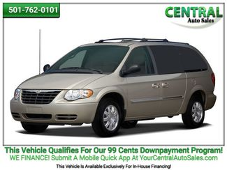 2007 Chrysler Town & Country in Hot Springs AR