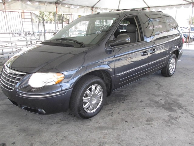 2007 Chrysler Town  Country Limited This particular Vehicle comes with 3rd Row Seat Please call