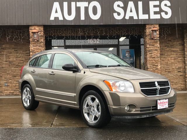 2007 Dodge Caliber RT New Price CARFAX One-Owner Gold 2007 Dodge Caliber RT AWD CVT 24L 4-Cyl