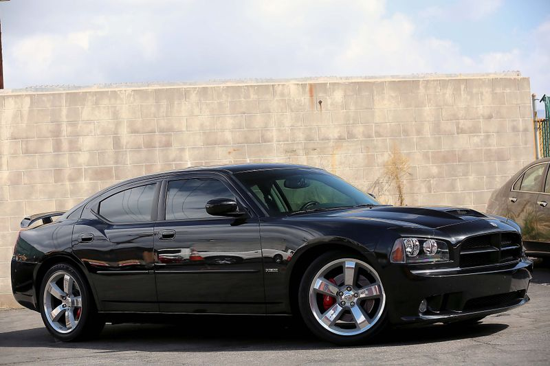 2007 Dodge Charger SRT8 SRT OPTION GROUP III -   city California  MDK International  in Los Angeles, California
