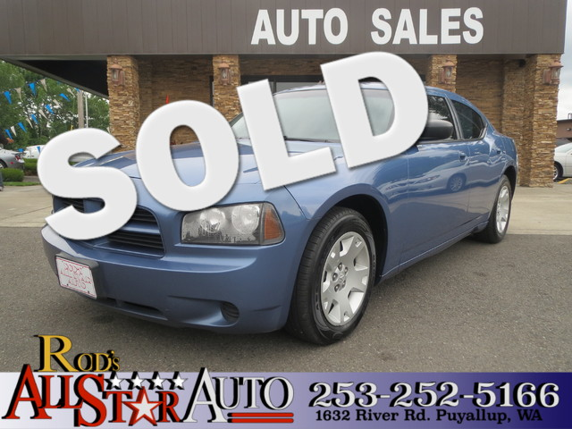 2007 Dodge Charger The CARFAX Buy Back Guarantee that comes with this vehicle means that you can b