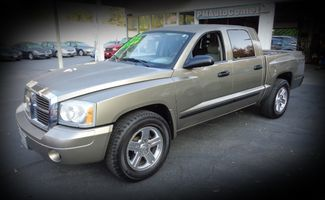 2007 Dodge Dakota SLT 4x4 Pickup Truck Chico, CA 3