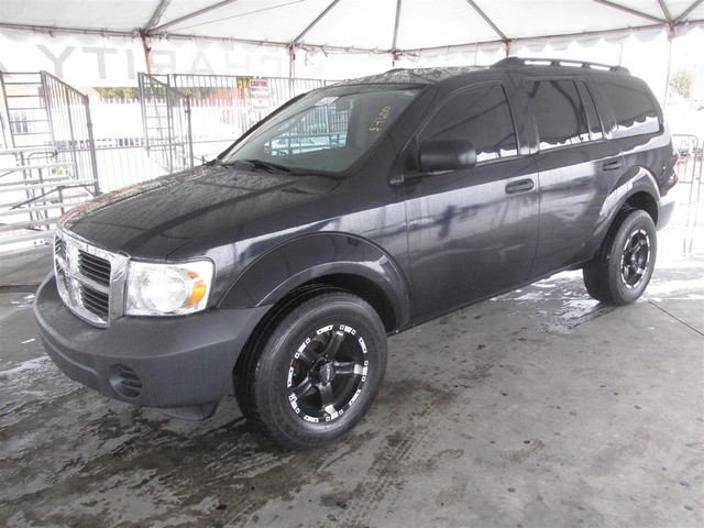 2007 Dodge Durango SXT This particular Vehicle comes with 3rd Row Seat Please call or e-mail to c