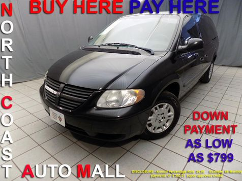 2007 Dodge Grand Caravan SE As low as $799 DOWN in Cleveland, Ohio