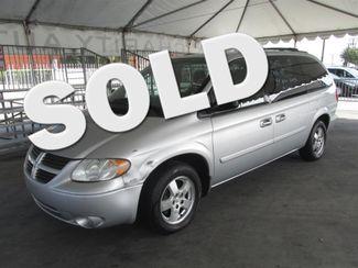 2007 Dodge Grand Caravan SXT Gardena, California