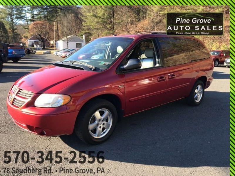 2007 Dodge Grand Caravan SXT | Pine Grove, PA | Pine Grove Auto Sales in Pine Grove, PA