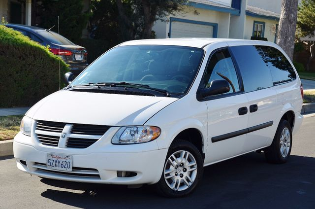 2007 Dodge Grand Caravan SE Reseda, CA 1