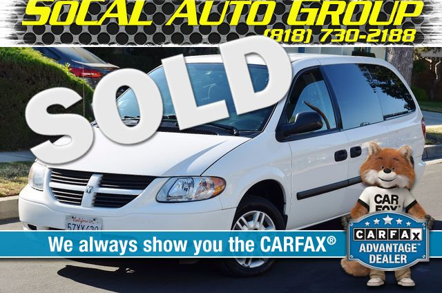 2007 Dodge Grand Caravan SE Reseda, CA 0