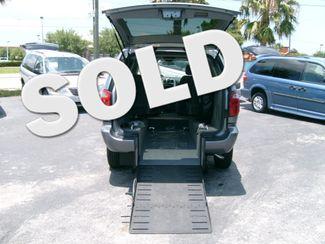 2007 Dodge Grand Caravan Sxt Handicap Van Pinellas Park, Florida