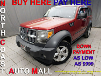 2007 Dodge Nitro SXT As low as $999 DOWN in Cleveland, Ohio