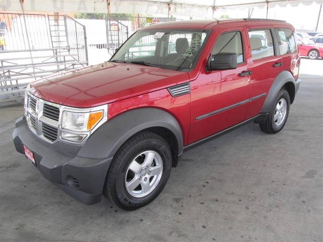 2007 Dodge Nitro SXT Please call or e-mail to check availability All of our vehicles are availa