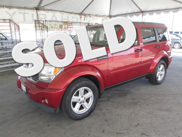 2007 Dodge Nitro SLT Please call or e-mail to check availability All of our vehicles are availa