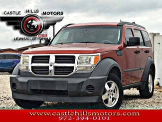 2007 Dodge Nitro SXT - Automatic, Alloy, CD! in Lewisville Texas