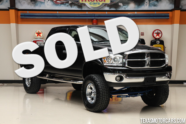 2007 Dodge Ram 1500 SLT This 2007 Dodge Ram 1500 SLT is in great shape with only 118 372 miles T