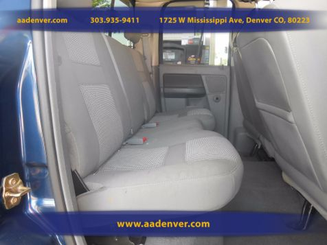 2007 Dodge Ram 1500 SLT 4x4   Denver, CO   A&A Automotive of Denver in Denver, CO